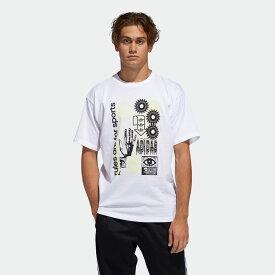 【公式】アディダス adidas ハンドドリップ 半袖Tシャツ メンズ オリジナルス ウェア トップス Tシャツ FM1447 ss2020_mss p0802