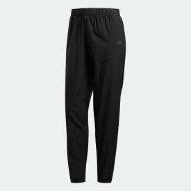 【公式】アディダス adidas ランニング オウン ザ ラン アストロ ウインド パンツ [OWN THE RUN ASTRO WIND PANTS] レディース ウェア ボトムス パンツ 黒 ブラック DW5955 ランニングウェア