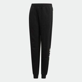 【公式】アディダス adidas ジム・トレーニング リニア パンツ / Linear Pants レディース ウェア ボトムス パンツ 黒 ブラック EH6159 p0122