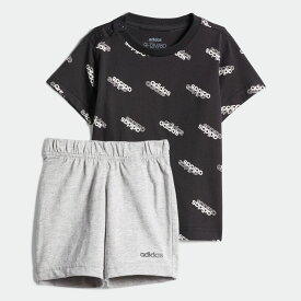 【公式】アディダス adidas I FAVOURITES Tシャツ&ショーツ セット レディース メンズ ウェア セットアップ FM0658