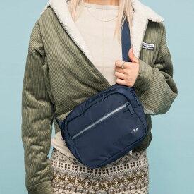 【公式】アディダス adidas モダンエアラインバッグ オリジナルス レディース メンズ アクセサリー バッグ ショルダーバッグ 青 ブルー ED7993