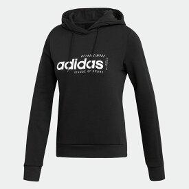 【公式】アディダス adidas ブリリアント ベーシック パーカー / Brilliant Basics Hoodie レディース ウェア トップス パーカー