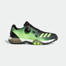 【公式】アディダス adidas ゴルフ ウィメンズ コードカオス ボア【ゴルフ】 レディース シューズ スポーツシューズ 黒 ブラック EE9342 スパイクレス