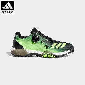 【公式】アディダス adidas 返品可 ゴルフ ウィメンズ コードカオス ボア/ CodeChaos Boa Golf Shoes レディース シューズ スポーツシューズ 黒 ブラック EE9342 notp