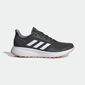 【公式】アディダス adidas 返品可 ランニング デュラモ 9 / Duramo 9 レディース シューズ・靴 スポーツシューズ グレー EG8672 ランニングシューズ