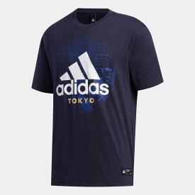【公式】アディダス adidas M KC Tee TKY Bcarriers メンズ アスレティクス ウェア トップス Tシャツ GD2191 valentine