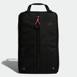 【公式】アディダス adidas ゴルフ シューズバッグ 【ゴルフ】/ Shoe Bag メンズ アクセサリー バッグ シューズバッグ 黒 ブラック FM4229 シューズケース