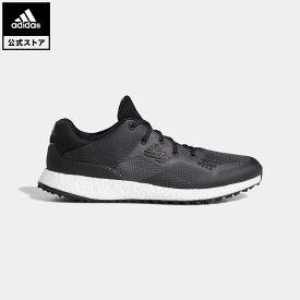 【公式】アディダス adidas 返品可 ゴルフ クロスニット DPR/ Crossknit DPR Golf Shoes メンズ シューズ・靴 スポーツシューズ 黒 ブラック EE9130 notp