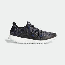 【公式】アディダス adidas ゴルフ ウィメンズ クロスニットDPR 【ゴルフ】/ Crossknit DPR Golf Shoes レディース シューズ スポーツシューズ 黒 ブラック EF0464 スパイクレス