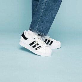 【公式】アディダス adidas スーパースター ボールド / Superstar Bold オリジナルス レディース メンズ シューズ スニーカー 白 ホワイト FV3336 ローカット