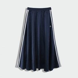【公式】アディダス adidas マストハブ スカート / Must Haves Skirt アスレティクス レディース ウェア ボトムス スカート 青 ブルー GL4243