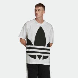【公式】アディダス adidas ビッグ トレフォイル ボクシー Tシャツ レディース メンズ オリジナルス ウェア トップス Tシャツ FM9903