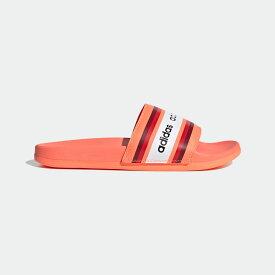 【公式】アディダス adidas 水泳 FARM Rio アディレッタ コンフォート サンダル / FARM Rio Adilette Comfort Slides レディース シューズ サンダル オレンジ EG1865 p1030