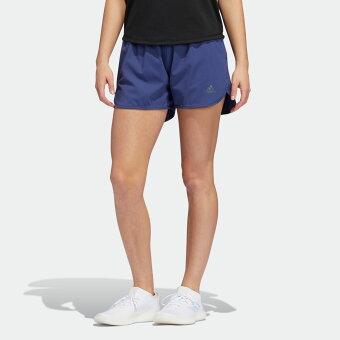 【公式】アディダス adidas ジム・トレーニング HEAT. RDY トレーニングショーツ レディース ウェア ボトムス ショートパンツ 青 ブルー FK9624 sportsday_3