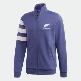 【公式】アディダス adidas ラグビー オールブラックス プレゼンテーション ジャケット / All Blacks Presentation Jacket メンズ ウェア アウター ジャケット ジャージ 青 ブルー EH5573 p1030