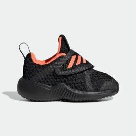【公式】アディダス adidas ランニング フォルタラン X SUMMER. RDY / FortaRun X SUMMER. RDY キッズ シューズ スポーツシューズ 黒 ブラック EH1707 ランニングシューズ スパイクレス p1030