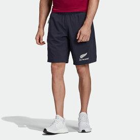 【公式】アディダス adidas オールブラックス PRIMEBLUE ショーツ / All Blacks Primeblue Shorts メンズ ラグビー ウェア ボトムス ハーフパンツ EH5577 p0802