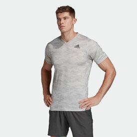 【公式】アディダス adidas テニス フリーリフト PRIMEBLUE 半袖Tシャツ / FreeLift Primeblue Tee メンズ ウェア トップス Tシャツ グレー FK0811 半袖