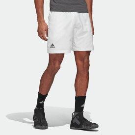 【公式】アディダス adidas テニス エルゴ PRIMEBLUE ショーツ / Ergo Primeblue Shorts メンズ ウェア ボトムス ショートパンツ 白 ホワイト FK0814
