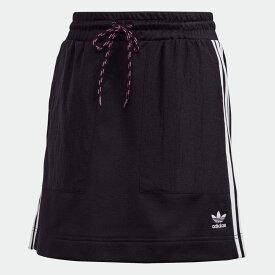 【公式】アディダス adidas スカート オリジナルス レディース ウェア ボトムス スカート 黒 ブラック FL4101