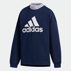 【公式】アディダス adidas ジム・トレーニング WF 長袖Tシャツ / WF Tee キッズ ウェア トップス Tシャツ 青 ブルー FM2930 ロンt