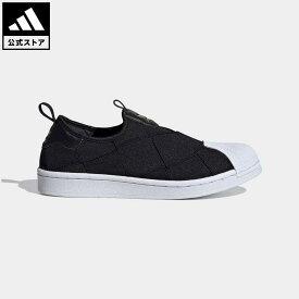 【公式】アディダス adidas 返品可 SS スリッポン / SS Slip-on オリジナルス レディース メンズ シューズ・靴 スニーカー スリッポン 黒 ブラック FV3187 bksk ローカット