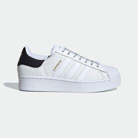 【公式】アディダス adidas スーパースター ボールド / Superstar Bold オリジナルス レディース メンズ シューズ スニーカー 白 ホワイト FV3443 ローカット