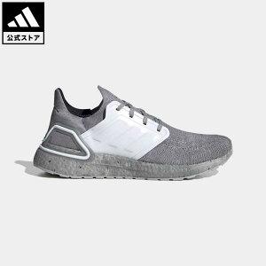 【公式】アディダス adidas 返品可 ランニング ウルトラブースト 20 - ノー・タイム・トゥ・ダイ ヴィラン メンズ シューズ・靴 スポーツシューズ グレー FY0647 ランニングシューズ