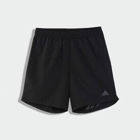 【公式】アディダス adidas ランニング Run It 3ストライプス ショーツ / Run It 3-Stripes Shorts メンズ ウェア ボトムス ハーフパンツ 黒 ブラック GC9126 ランニングウェア