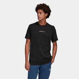 【公式】アディダス adidas Tシャツ オリジナルス レディース メンズ ウェア トップス Tシャツ 黒 ブラック GK5904 半袖 p0122