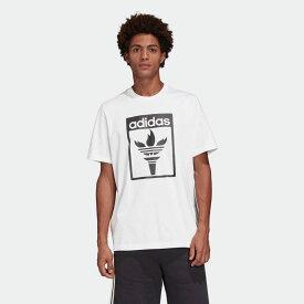 【公式】アディダス adidas Tシャツ オリジナルス レディース メンズ ウェア トップス Tシャツ 白 ホワイト GK5910 半袖