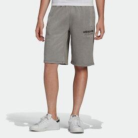 【公式】アディダス adidas ショーツ オリジナルス メンズ ウェア ボトムス ハーフパンツ グレー GL6153