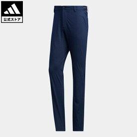 【公式】アディダス adidas ゴルフ ハイゲージニット パンツ【ゴルフ】 メンズ ウェア ボトムス パンツ 青 ブルー FJ3811