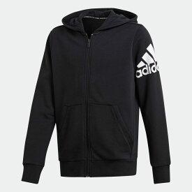 【公式】アディダス adidas マストハブ バッジ オブ スポーツ ジャケット / Must Haves Badge of Sport Jacket キッズ ボーイズ ウェア トップス パーカー ジャージ DV0805