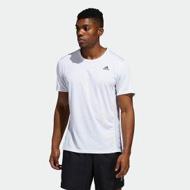 【公式】アディダス adidas ランイット 半袖Tシャツ / Run It Tee メンズ ランニング ウェア トップス Tシャツ ED9292 ランニングウェア