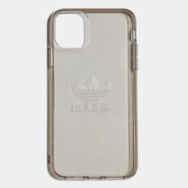 【公式】アディダス adidas IPHONE 11 Pro (5.8 INCH 2019) オリジナルス レディース メンズ アクセサリー iPhoneケース 黒 ブラック EV7914