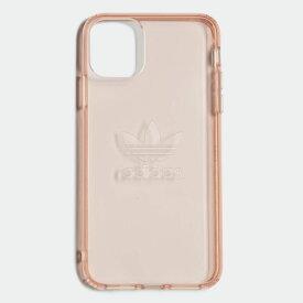 【公式】アディダス adidas IPHONE 11 Pro (5.8 INCH 2019) オリジナルス レディース メンズ アクセサリー iPhoneケース メタリック EV7916