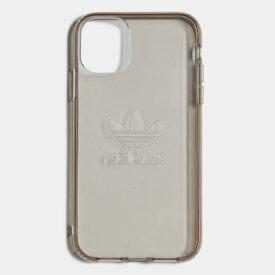 【公式】アディダス adidas IPHONE 11 (6.1 INCH 2019) オリジナルス レディース メンズ アクセサリー iPhoneケース 黒 ブラック EV7917