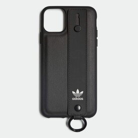【公式】アディダス adidas iPhone 2019 6.1インチ用 グリップケース オリジナルス レディース メンズ アクセサリー iPhoneケース 黒 ブラック EW1739