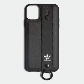 【公式】アディダス adidas iPhone 2019 5.8インチ用 グリップケース オリジナルス レディース メンズ アクセサリー iPhoneケース 黒 ブラック EW1740