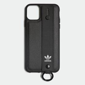 【公式】アディダス adidas iPhone 2019 6.5インチ用 グリップケース オリジナルス レディース メンズ アクセサリー iPhoneケース 黒 ブラック EW1741