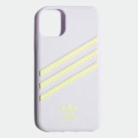 【公式】アディダス adidas iPhone 11 Pro サンバケース オリジナルス レディース メンズ アクセサリー iPhoneケース 紫 パープル EW1760