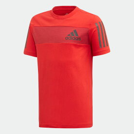 【公式】アディダス adidas スポーツ ID Tシャツ [Sport ID Tee] キッズ ボーイズ ウェア トップス シャツ ED6504