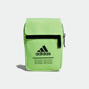 【公式】アディダス adidas ジム・トレーニング クラシック オーガナイザーバッグ / Classic Organizer Bag メンズ アクセサリー バッグ ポーチ 緑 グリーン GH5278 ショルダーバッグ