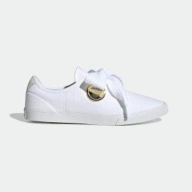 【公式】アディダス adidas アディダス スリーク ロー / adidas Sleek Lo レディース オリジナルス シューズ スニーカー FV0740 whitesneaker p0802