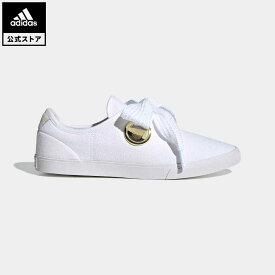 【公式】アディダス adidas 返品可 アディダス スリーク ロー / adidas Sleek Lo オリジナルス レディース シューズ スニーカー 白 ホワイト FV0740 whitesneaker ローカット