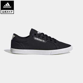【公式】アディダス adidas 返品可 アディダス スリーク ロー / adidas Sleek Lo オリジナルス レディース シューズ スニーカー 黒 ブラック FV0743 ローカット eoss21ss
