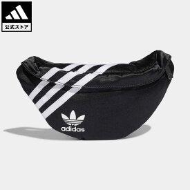 【公式】アディダス adidas 返品可 ウエストバッグ オリジナルス レディース メンズ アクセサリー バッグ・カバン ウエストバッグ(ウエストポーチ) 黒 ブラック GD1649 ウエストポーチ ボディバッグ