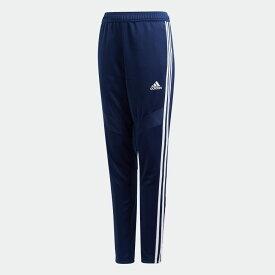 【公式】アディダス adidas サッカー KIDS TIRO19 FITKNIT トレーニングパンツ キッズ ウェア ボトムス パンツ 白 ホワイト DT5177 p1126
