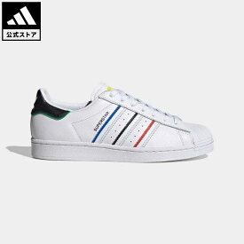 【公式】アディダス adidas 返品可 スーパースター / Superstar オリジナルス メンズ シューズ・靴 スニーカー 白 ホワイト FY2325 ローカット
